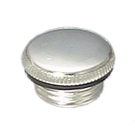B&P Lamp® Nickel Filler Plug* Designed To Fit Antique Aladdin Brand Metal Lamps