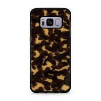 Tortoise Shell Galaxy S8 Plus Case