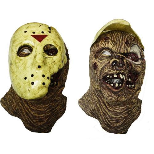 Jason Part 7 Overhead Horror Mask for Adult Costume