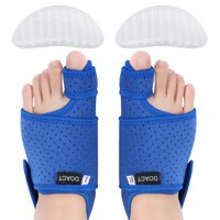 OTVIAP Bunion Corrector,Bunion Corrector Big Toe Straightener with Gel Arch Support for Women and Men, Bunion Splint