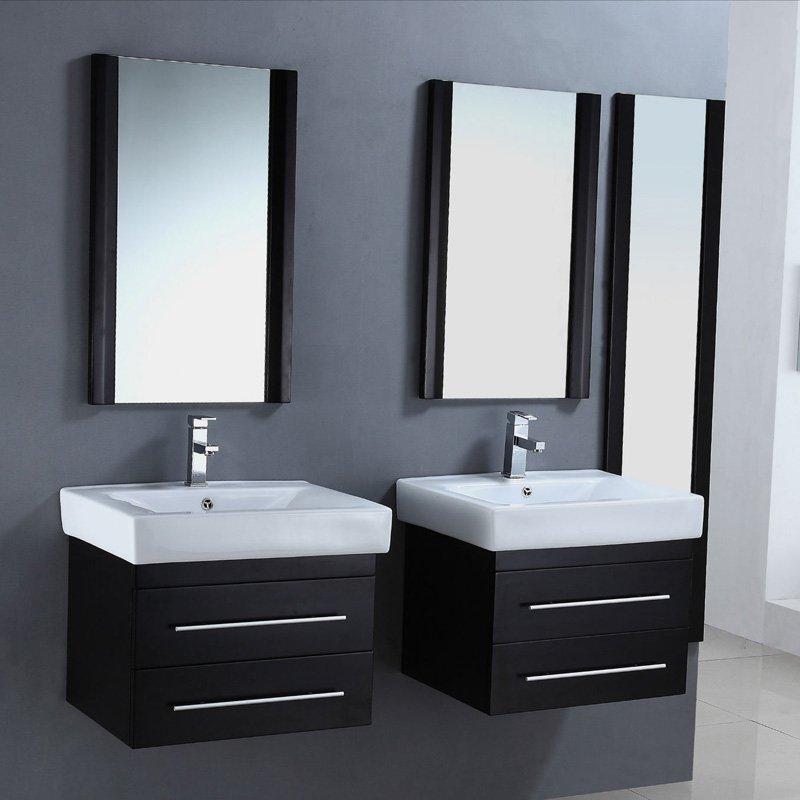 Legion Furniture Winkler Set of Two 24 in. Single Bathroom Vanity