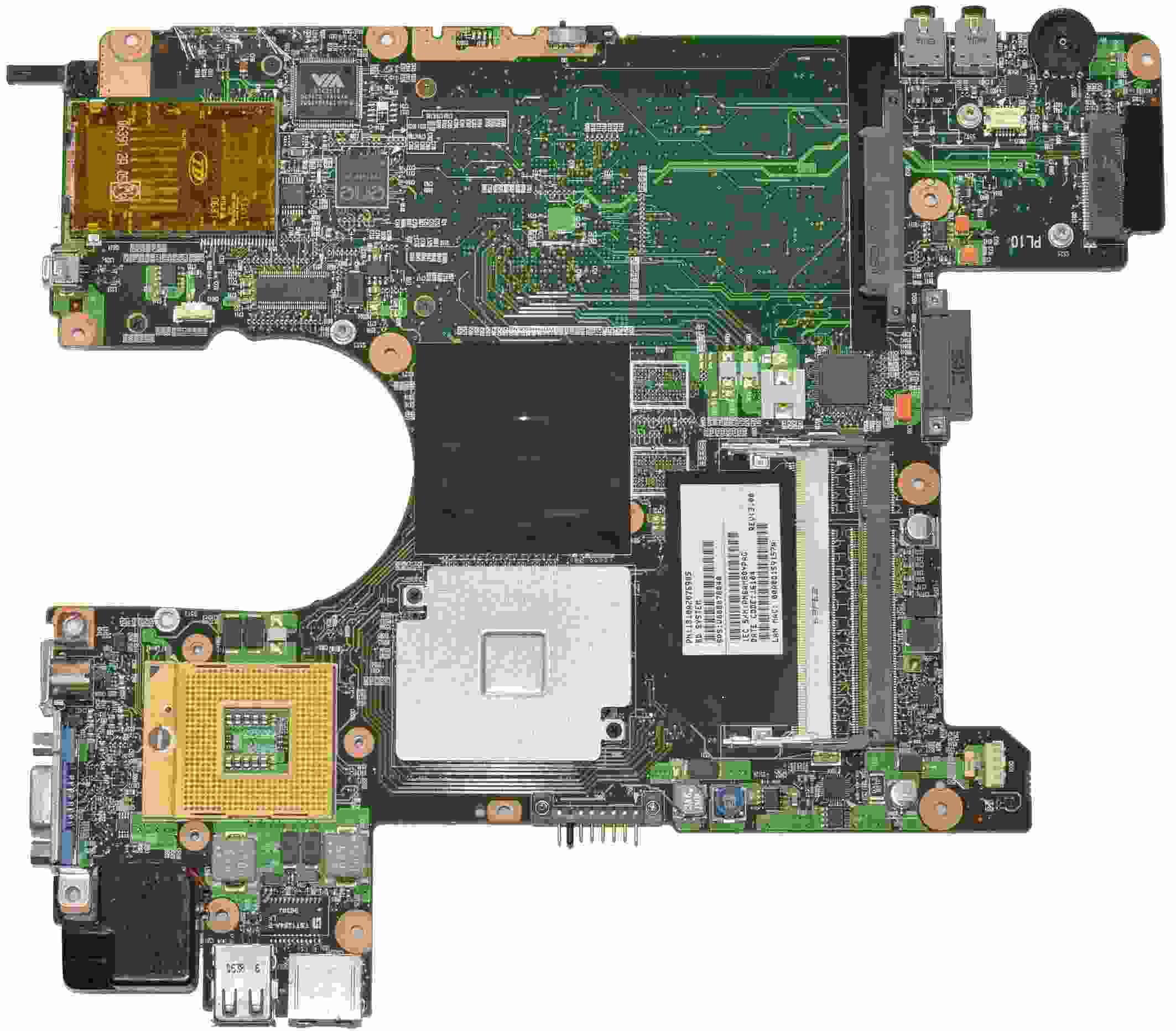 V000078040 TOSHIBA SATELLITE M110 LAPTOP SB + Toshiba en Veo y Compro