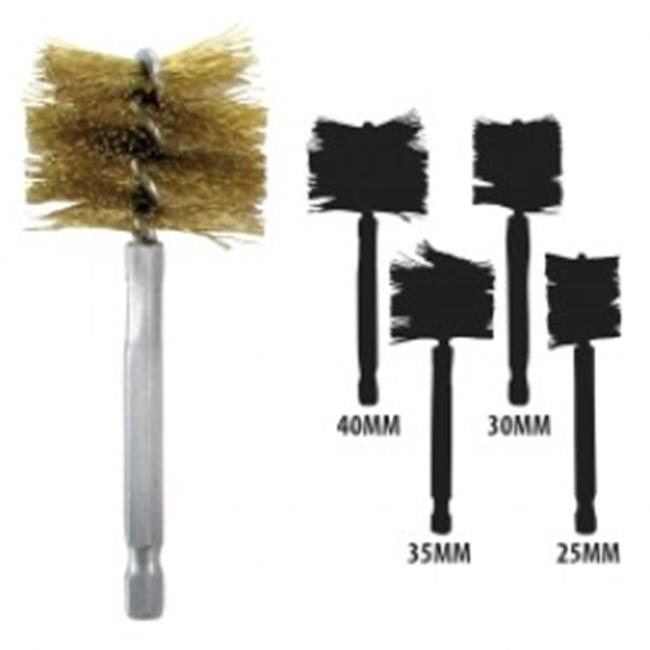 IPA IP8038 4 Piece Brass Brush Set