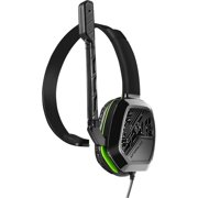 PDP LVL 1 Chat Headset for Xbox One - Mono - Black - Mini-phone - (Refurbished)