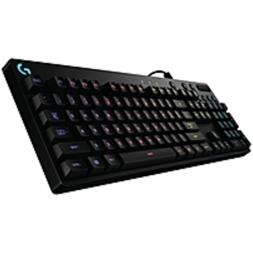 Logitech G810 Orion Spectrum RGB Mechanical Gaming Keyboard by Logitech