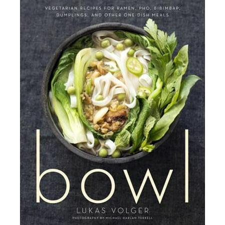 Bowl : Vegetarian Recipes for Ramen, Pho, Bibimbap, Dumplings, and Other One-Dish - Halloween Dumpling Recipe