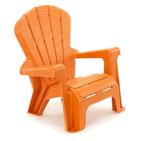 Little Tikes Garden Chair Orange 4 Pack ()