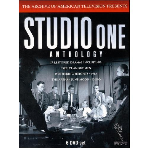 Studio One Anthology (With Book)