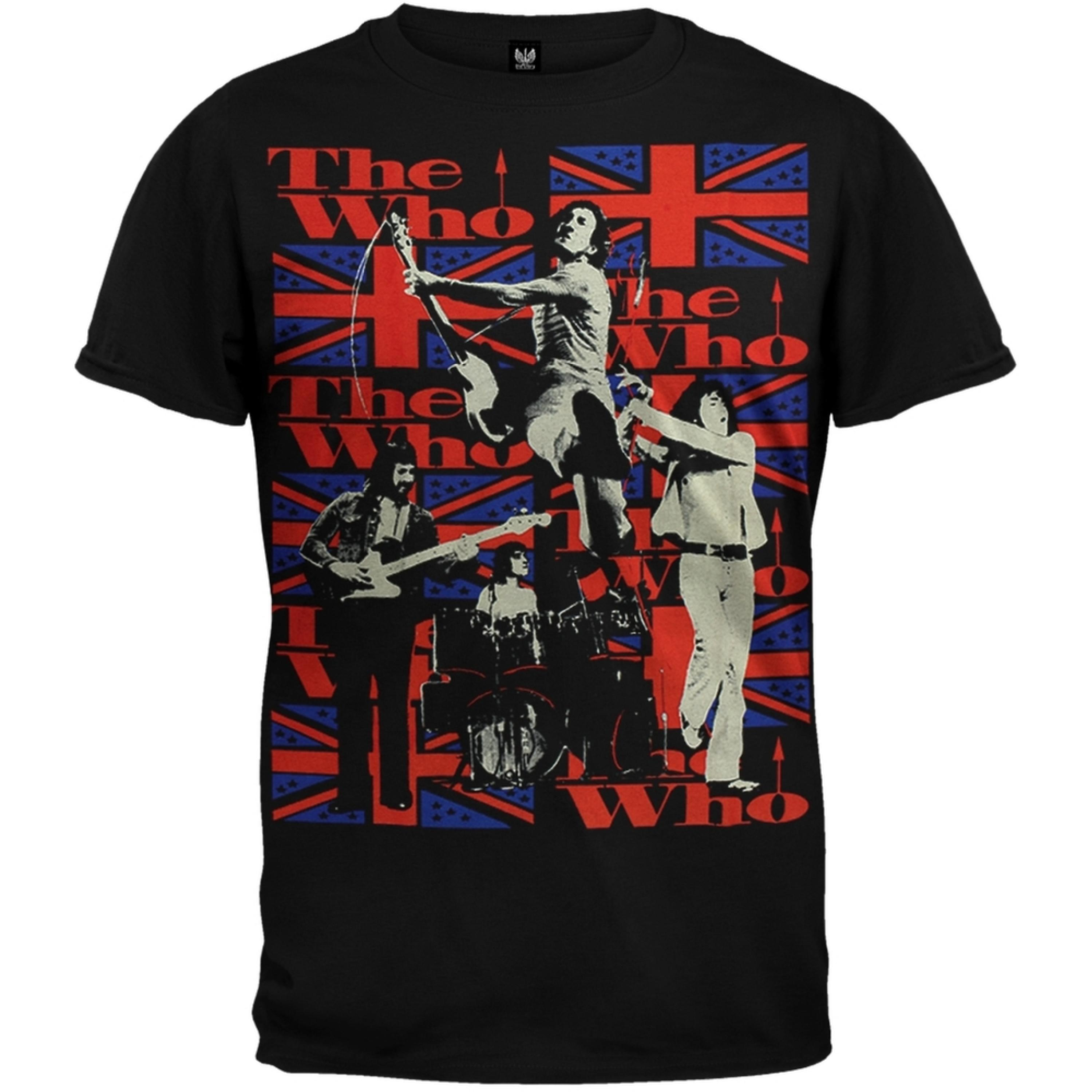 The Who - Sensation T-Shirt