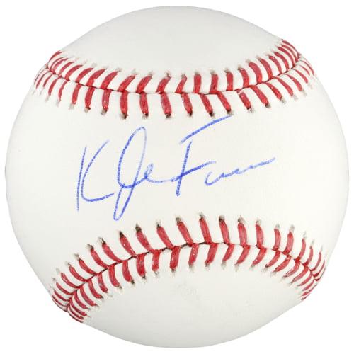Kyle Farmer Los Angeles Dodgers Fanatics Authentic Autographed Baseball - No Size
