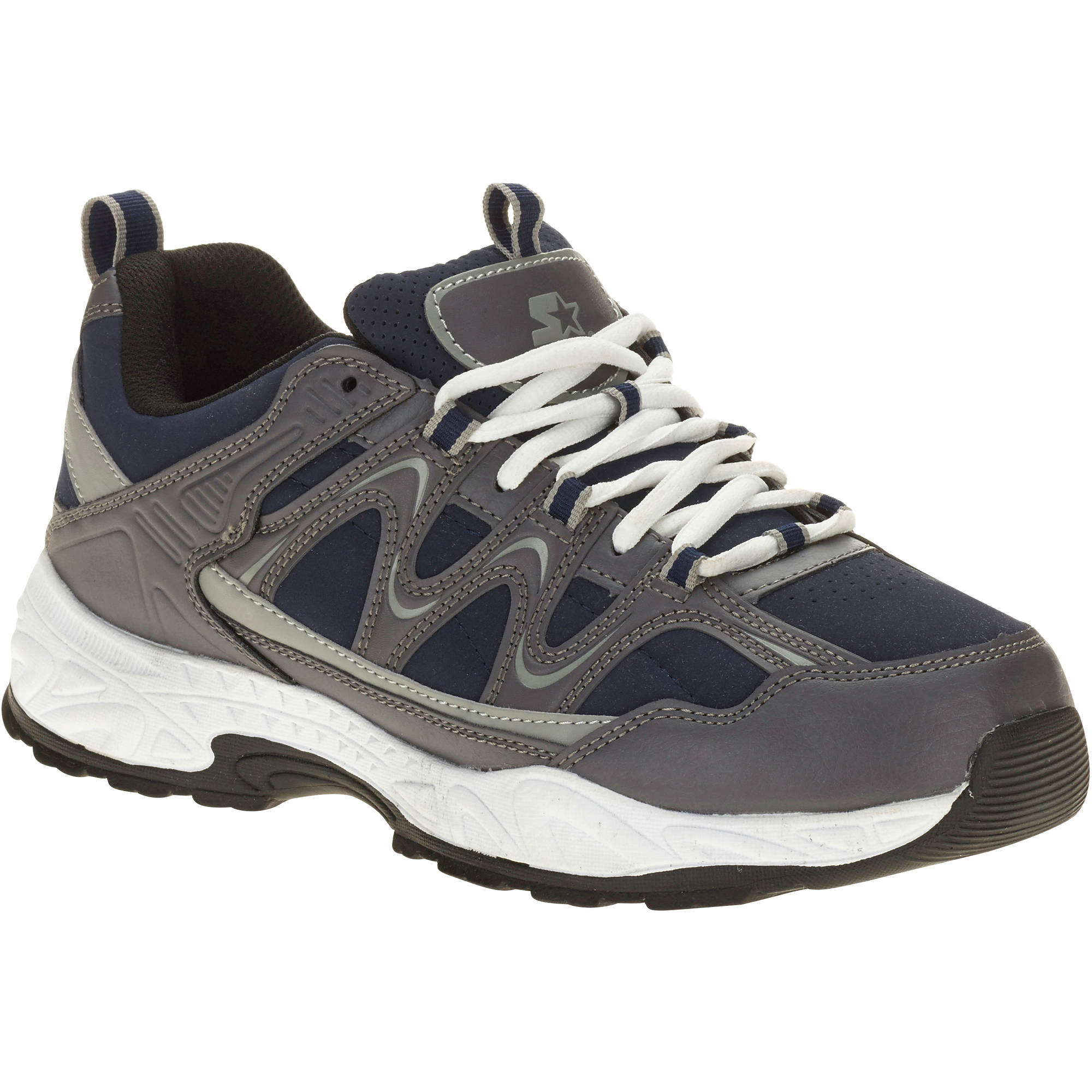 Starter Men's Memory Foam Wide Width Athletic Shoe