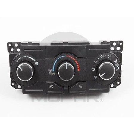 A/C and Heater Control Switch MOPAR fits 06-07 Jeep Grand Cherokee (Grand Cherokee Air Conditioning)