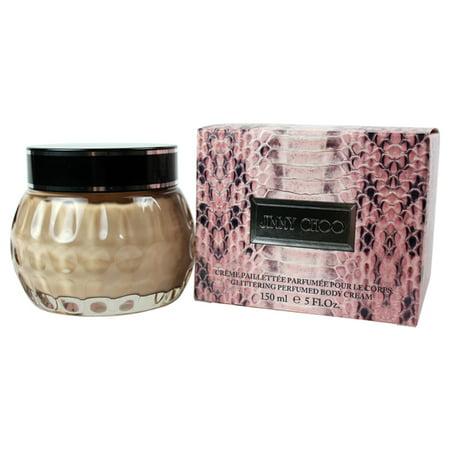 Jimmy Choo Glittering Perfumed Body Cream, 5 Oz