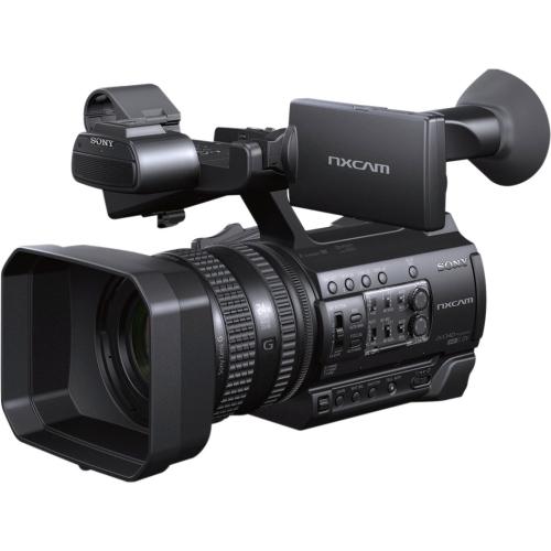 "Sony NXCAM HXR-NX100 Digital Camcorder - 3.5"" LCD - Exmor..."