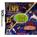 I Spy Universe and Fun House Game Pack for Nintendo DS