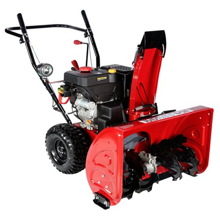 Ast 28 Inch 265Cc Two Stage Electric Start Gas Snow Blower Snow Thrower