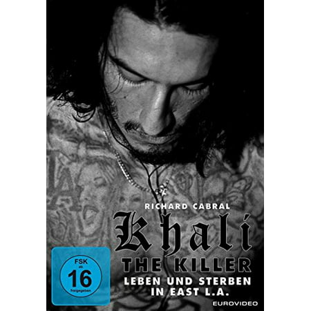 Khali the Killer (2017) ( Khali, the Killer - Leben und sterben in East L.A. ) [ NON-USA FORMAT, PAL, Reg.2 Import - Germany ] - Halloween Usa 2017 Date