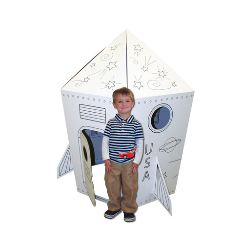 Spaceship Playhouse by Generic