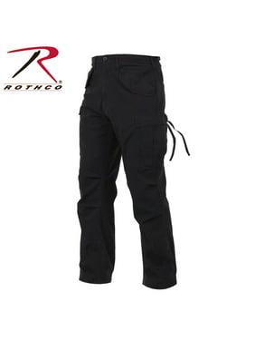 Product Image (Price EA)Rothco 2601 Vintage M-65 Field Pant-Black- 05331bc82fb