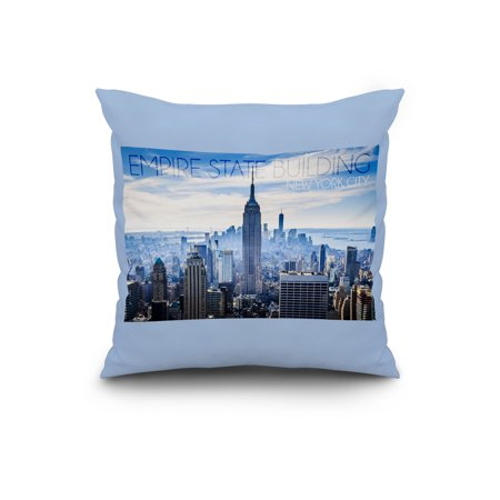 Lantern Press New York City Empire State Building Skyline Photography