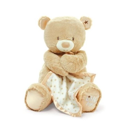 kids preferred little me plush toy, bear