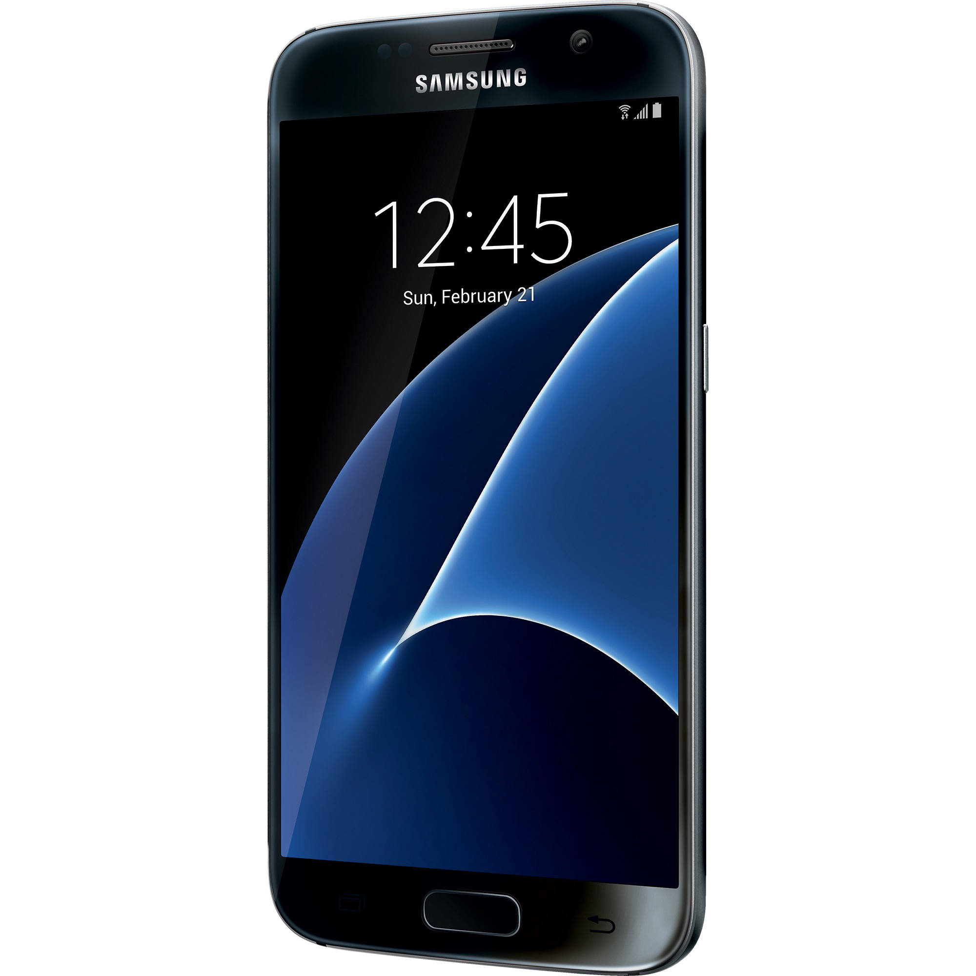 straight talk samsung galaxy s7 32gb prepaid smartphone black