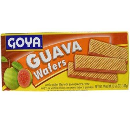 Goya Guava Filled Wafers 4.9 oz