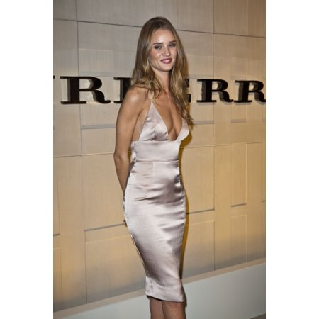 Rosie Huntington-Whiteley At Arrivals For Burberry Body Fragrance Launch Party Burberry Store On Wilshire Blvd Los Angeles Ca October 26 2011 Photo By Emiley SchweichEverett Collection Celebrity