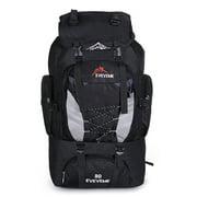 80L Waterproof Travel Backpack Hiking Rucksacks Camping Outdoor Sport Shoulder Bag for Outdoor