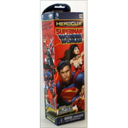 Superman & Wonder Woman Booster Pack New