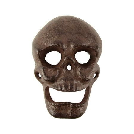 Metal Wall Mount Skeleton Skull Beer Cap Soda/Pop Top Bottle Opener Bar/Pub Tool - Skeleton Key Bottle Opener Bulk