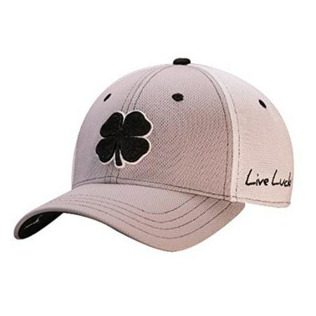 894d43a014e Black Clover Golf - Black Clover Golf- Premium Lux Clover Hat - Walmart.com