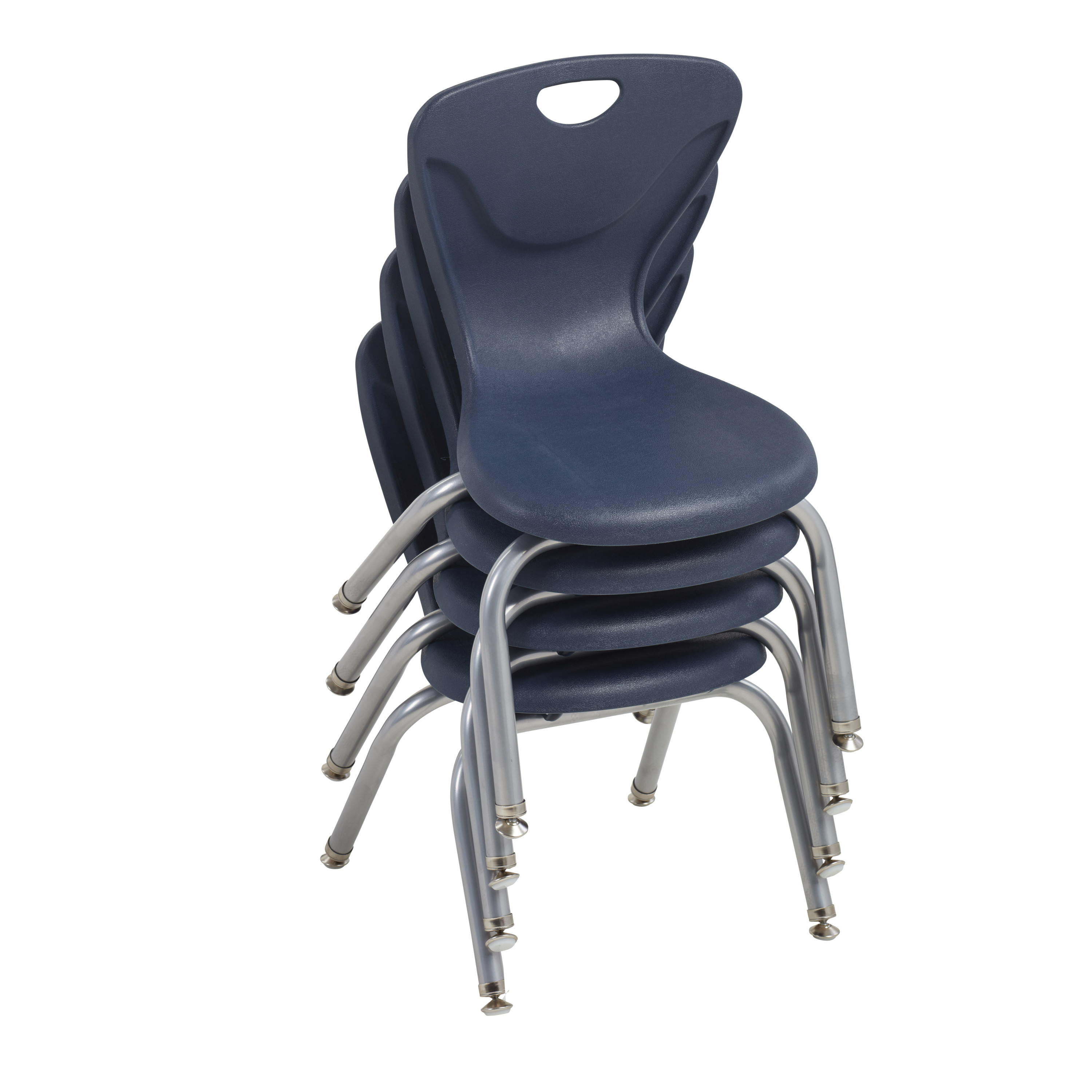 12in Contour Chair - Navy