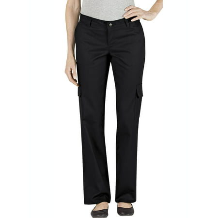 7b0e7876994 Genuine Dickies - Women s Relaxed Fit Straight Leg Cargo Pant - Walmart.com