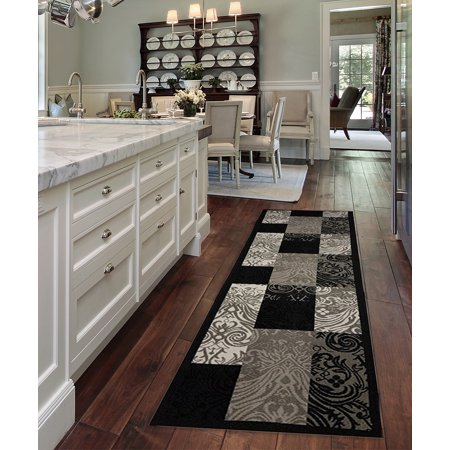 Non Slip Rubber Back Area Rugs Surprise Collection By