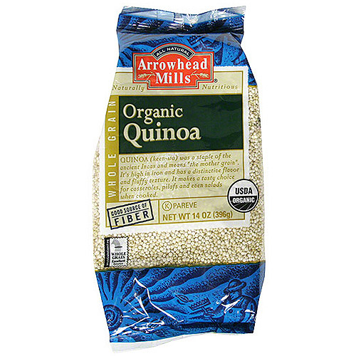 Arrowhead Mills Organic Quinoa, 14 oz (Pack of 6)