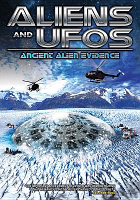 Aliens & UFOs: Ancient Alien Evidence (DVD) by WORLD WIDE MULTI MED