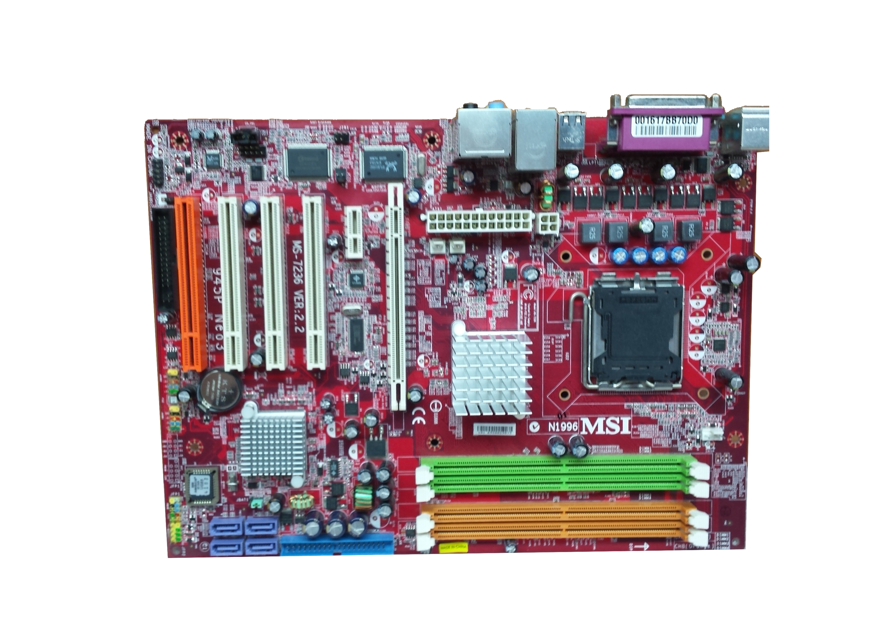 MSI 945P NEO3 DRIVER FOR MAC