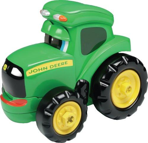 RC2 ertl john deere electronic fix-it-up johnny tractor