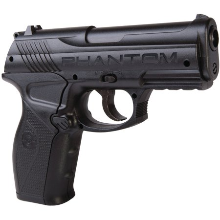Crosman P10 Phantom .177 Caliber Semi-Auto CO2 Air Pistol, (Best Co2 Bb Pistol)