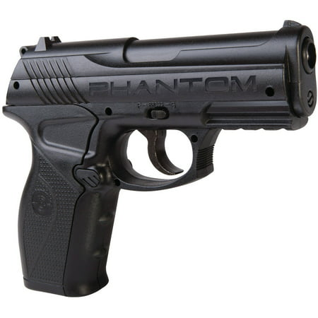 Crosman P10 Phantom  177 Caliber Semi-Auto CO2 Air Pistol, 480fps