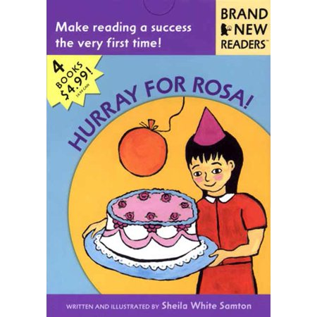Hurray for Rosa! : Brand New Readers