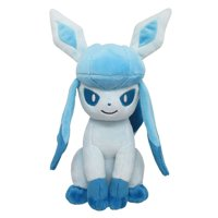 Sanei PP124 Pokemon Eeveelution All Star Collection Plush - Glaceon