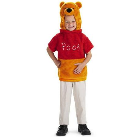 Winnie the Pooh Vest Toddler Boys