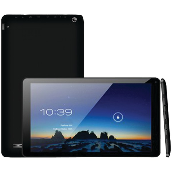 "Supersonic SC-1010JBBT 10.1"" Android(TM) 5.0 Quad-Core 8GB Tablet"