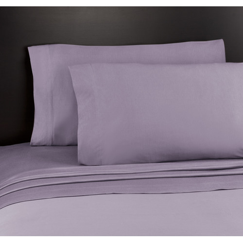image 5 of 5 - Jersey Knit Sheets