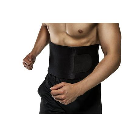 Waist Trimmer Sweat Fat Cellulite Burner Body Leg Slimming Shaper Exercise Wrap