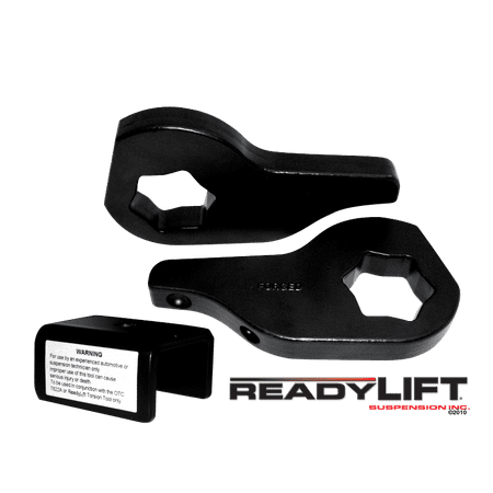 ReadyLift Suspension 02-05 Dodge Ram 1500 2.0in Front Leveling Forged Torsion Key Kit ()
