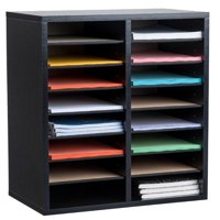 AdirOffice 500 Series 16 Compartment Organizer
