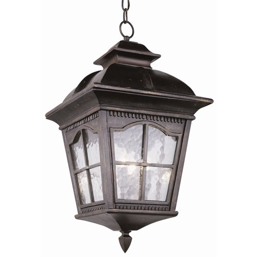 Darby Home Co Freeborn 3-Light Outdoor Hanging Lantern